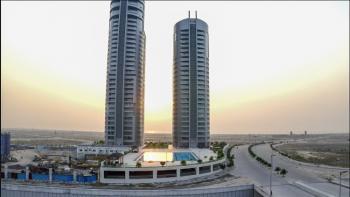 Luxury 2 Bedroom Apartment, 1412 Ahmadu Bello Way, Eko Atlantic City, Lagos, Flat for Rent
