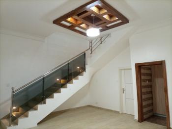 Serviced 4 Bedroom Terraced Duplex+ Bq, Off Chevron Drive, Idado, Lekki, Lagos, Terraced Duplex for Rent