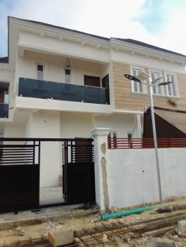 Newly Built and Spacious 4bedroom Semi Detached Duplex, in a Well Secured Estate, Vgc, Lekki, Lagos, Semi-detached Duplex for Sale
