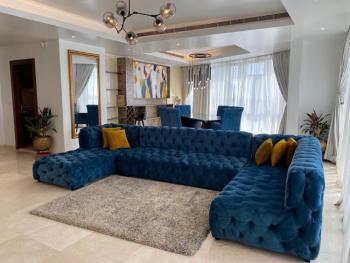 Luxury 3 Bedroom Penthouse, Victoria Island, Eko Atlantic City, Lagos, Flat Short Let