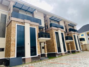 4 Bedroom Terrace Duplex with Bq, Jahi, Abuja, Terraced Duplex for Rent