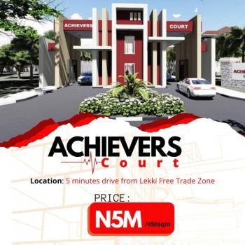 Land with C of O, Along Free Trade Zone, Achievers Court Estate, Osoroko, Ibeju Lekki, Lagos, Mixed-use Land for Sale