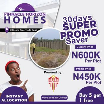 Pinnacle Horizone Homes, Ode Omi, Ibeju Lekki, Lagos, Mixed-use Land for Sale