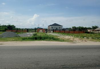 Estate Land Facing The Major Expressway in Free Trade Zone, Few Minutes From Free Trade Zone Tower and New Seaport, Lekki Free Trade Zone, Lekki, Lagos, Residential Land for Sale