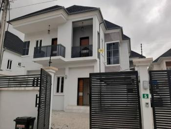 Luxury 4 Bedroom Duplex with Bq and a Fully Fitted Kitchen, Alt. Route, Lekki Phase 2, Lekki, Lagos, Detached Duplex for Rent