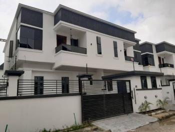 Luxury 4 Bedroom Duplex with Bq, Alternative Route, Lekki Phase 2, Lekki, Lagos, Semi-detached Duplex for Rent