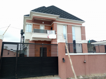 Tastefully Finished 4 Bedroom Fully Detached Duplex, Thomas Estate, Ajah, Lagos, Detached Duplex for Sale