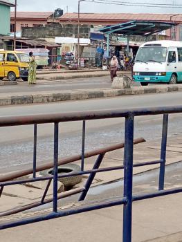 Commercial Property, Subol Bus Stop, Ikotun Idimu Road, Isheri Olofin, Alimosho, Lagos, Office Space for Sale