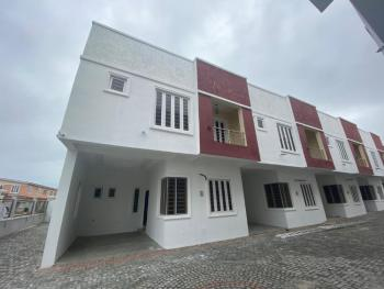 Contemporary Brand New 4 Bedroom Terrace Duplex, Off Orchid Hotel Road, Ikate, Lekki, Lagos, Terraced Duplex for Sale
