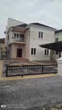 Nice 7 Bedrooms Detached Duplex Newly Built with Bq, Lekki County Estate, Ikota, Lekki, Lagos, Detached Duplex for Sale