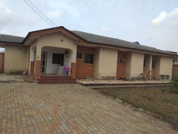 Luxury 4 Bedroom Bungalow with Massive Lawn, T. E. Williams Street, Kay Farm Estate, Iju, Ojokoro, Ifako-ijaiye, Lagos, Detached Bungalow for Sale
