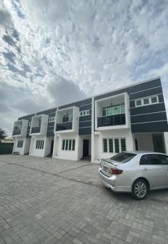 Newly Built 4 Bedroom Terrace, Agungi, Lekki, Lagos, Terraced Duplex for Sale