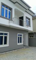 Brand New Fully Detached 4 Bedroom House, Idado, Lekki, Lagos, 4 Bedroom Detached Duplex For Rent