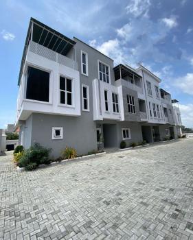 4 Bedroom Terrace House, Lekki Phase 1, Lekki, Lagos, Terraced Duplex for Sale