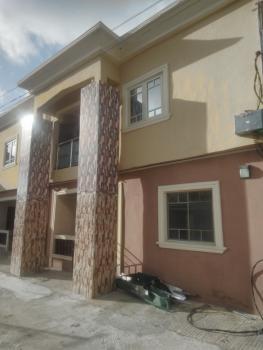 2 Bedroom Flat, Peace Estate Ipaye Twins Fajia Supermarket, Iba, Ojo, Lagos, Flat for Rent