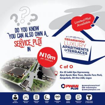 Buy a Plot of Land, Fara Park By Ajayi Apata Cederwoodluxury, Sangotedo, Ajah, Lagos, Mixed-use Land for Sale
