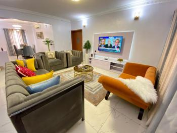 3 Bedrooms with Soccer Table, Lekki Phase 1, Lekki, Lagos, Flat Short Let