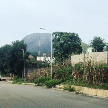 Strategically Located Land, Udo Udoma Street, Asokoro District, Abuja, Residential Land for Sale