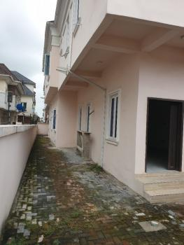 Distress-4 Bedroom Semi Detached Duplex with Bq, Chevron, Idado, Lekki, Lagos, Semi-detached Duplex for Sale