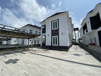 Lovely 4 Bedroom Fully Detached Duplex with Bq, Lekki County Homes Estate, Lekki, Lagos, Detached Duplex for Sale
