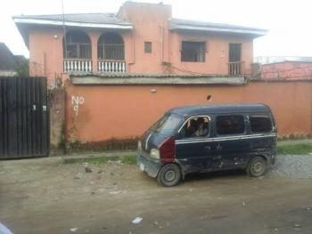 Clean Cheap Apartments, Ago Palace, Isolo, Lagos, Block of Flats for Sale