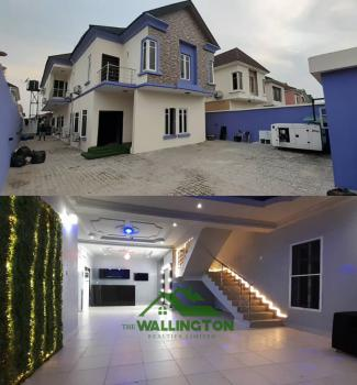 Luxury Fully Detached 3 Bedroom Duplex with Swimming Pool for Parties, Lekki Phase 1, Lekki, Lagos, Detached Duplex Short Let