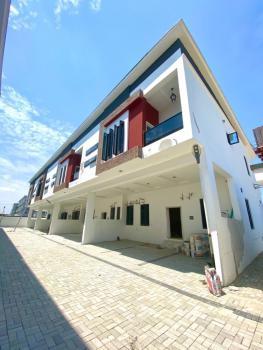 Tastefully Finished 4 Bedroom Terrace, Orchid Hotel Road, Second Toll Gate, Lafiaji, Lekki, Lagos, Terraced Duplex for Sale