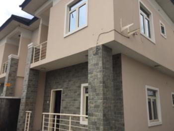 Clean and Sharp 4 Bedroom Semi Detached Duplex., Osapa London., Jakande, Lekki, Lagos, Semi-detached Bungalow for Rent