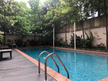 Luxury 3 Bedrooms with Pool and Excellent Faclities, Parkview, Ikoyi, Lagos, Flat Short Let