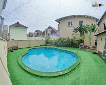 Luxury 4 Bedrooms with Pool with a Topnotch Facilities, Victoria Island Extension, Victoria Island (vi), Lagos, Flat / Apartment Short Let