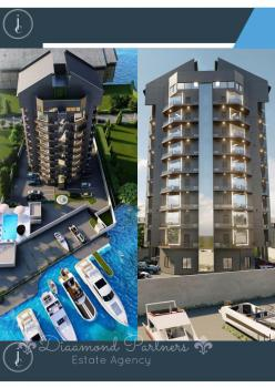 3 Bedroom Pent  Flat Luxury Water Front, on Admiralty Way, Lekki Phase 1, Lekki, Lagos, Flat for Sale