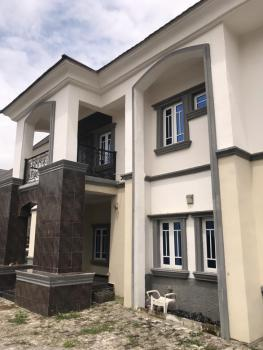 Top Notch 7 Bedroom Duplex with 2 Self Contain Bq and Security Post, Efab Metropolis Estate, Gwarinpa, Abuja, Detached Duplex for Sale