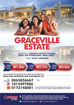 Dry Land, Ikegun, Ibeju Lekki, Lagos, Residential Land for Sale