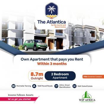 Hot 2 Bedroom Flat, Eko Atlantic City, Lagos, Mini Flat for Sale