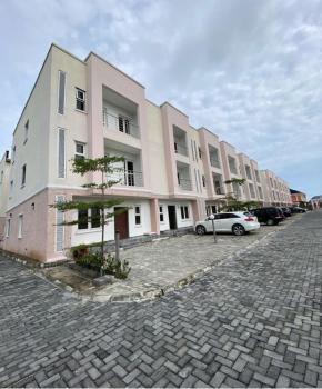 Stunning 4 Bedroom Terrace, Ilasan, Lekki, Lagos, Terraced Duplex for Rent
