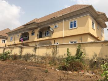 Well Finished 4 Blocks of 2 Bedroom Flats, Off Old Airport Road, Thinkers Corner, Enugu, Enugu, Block of Flats for Sale