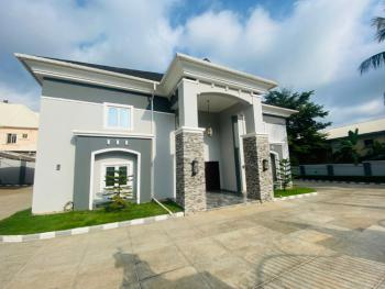 Luxurious 6 Bedroom Detached Duplex with 2 Rooms Guest Chalet and Bq, Asokoro District, Abuja, Detached Duplex for Sale