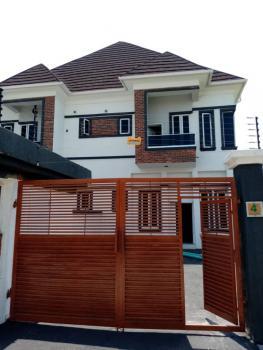 4 Bedroom Terrace Duplex with Bq, Orchid Road, Lafiaji, Lekki, Lagos, Terraced Duplex for Sale