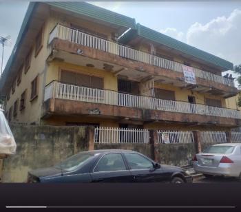 a Dilapidated Block of 14 Units of Mini Flat, Ikosi, Ketu, Lagos, Block of Flats for Sale