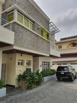 4 Bedroom Terrace Duplex, Off Bisola Durosinmi Etti Road., Lekki Phase 1, Lekki, Lagos, Terraced Duplex for Rent