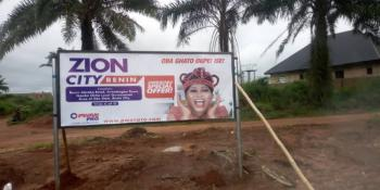 Affordable Plots of Land, Zion City Estate, Benin Abraka Road, Avbiakagba Town, Ikpoba Okha, Edo, Mixed-use Land for Sale