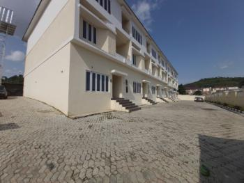 Brand New Luxury 4 Bedroom Terrace House with Bq, Guzape District, Abuja, Terraced Duplex for Sale
