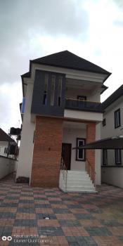 Majestically 4 Bedrooms Detached Duplex Newly Built with Bq, Ajiwe, Ajah, Lagos, Detached Duplex for Sale