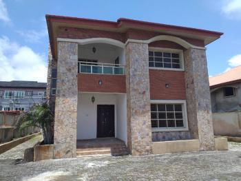 Lovely & Massive 4 Bedrooms House + 2 Rooms Bq, Behind Meadow-hall School, Ikate, Lekki, Lagos, Detached Duplex for Rent