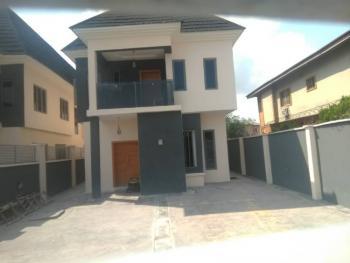5 Bedrooms Detached Duplex + B/q, Maplewood Estate, Oko-oba, Agege, Lagos, Detached Duplex for Sale