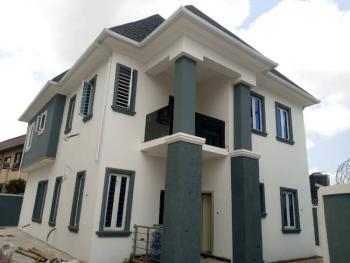 4 Bedrooms Detached Duplex + B/q, Abimbola Awoliyi Estate, Oko Oba, Agege, Lagos, Detached Duplex for Sale