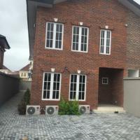 Brand New Furnished 4 Bedroom Semi Detached House, Idado, Lekki, Lagos, 4 Bedroom, 5 Toilets, 4 Baths House For Rent