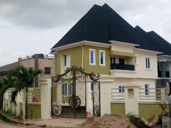 4 Bedrooms Detached Duplex + B/q, Abimbola Awoliyi Estate, Oko-oba, Agege, Lagos, House for Sale