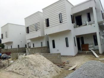 Newly Built 3 Bedrooms Duplex with Bq, Elepe Royal Estate, Ikorodu, Lagos, Semi-detached Duplex for Sale