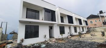 Luxury 4 Bedrooms Terraced Duplex, Mobil Estate, Lekki Phase 2, Lekki, Lagos, Terraced Duplex for Sale